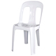 Cheap Plastic Chair For Garden Stackable Outdoor Chair PP Leisure Dining Chair Without Arm