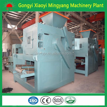 ISO CE sawdust charcoal making machine/coal ball briquette pellet machine 008613838391770