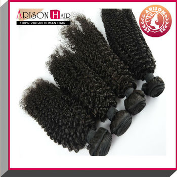 Afro Kinky Curly Wholesale Brazilian Hair Extensions South Africa
