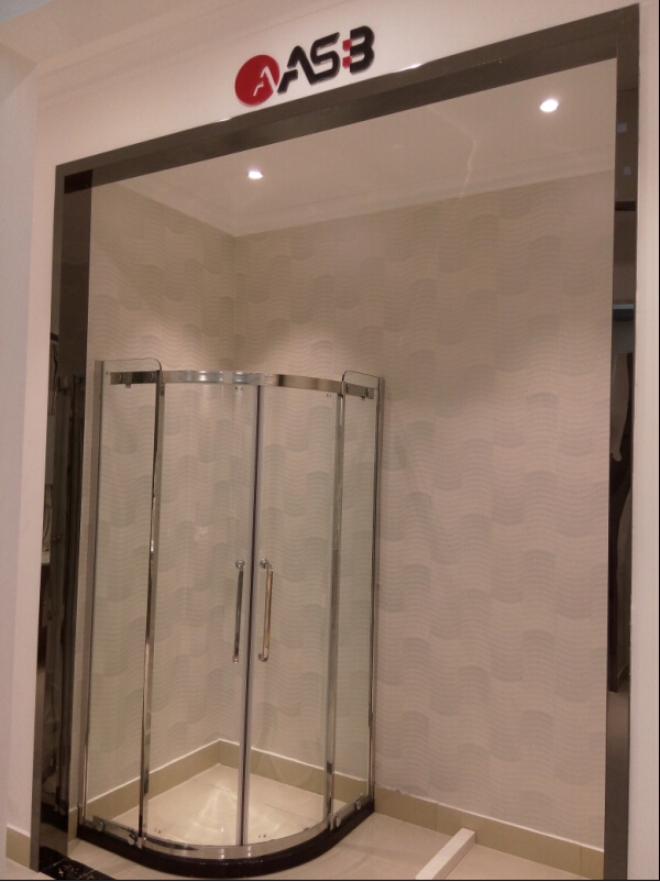 sliding glass shower doors parts stainless steel frame buy glass