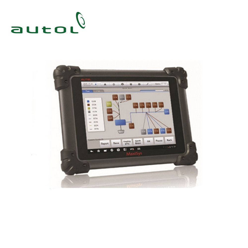 Autel ms908 pro motorcycle diagnostic scanner support ECU Reprogramming Cars with j2534 Interface with wifi function
