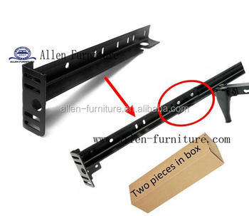 Metal Bed Frame Footboard Extension Brackets Twin King Buy