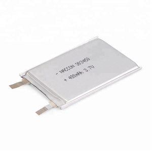 rechargeable 480mah li-polymer battery for electrical toys