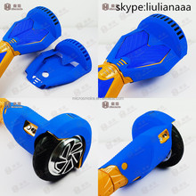 Colorful silicone case for china hoverboard two 2 wheel smart balance scooter 8 inches waterproof 22colors