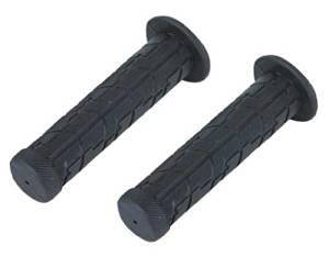 Grips Vlg-308 Black. Bike grips, bicycle grips, bmx grips, lowrider grips, beach cruiser grips, mountain bike grips
