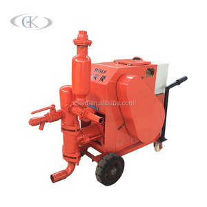 The slurry SUB 4.0 mortar pump construction grouting machine