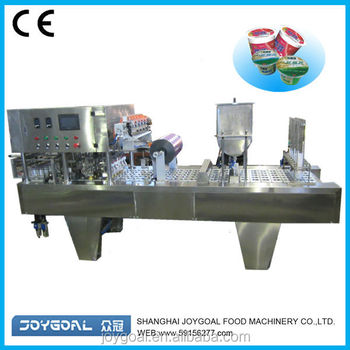 Italy Coffee Capsule Filling And Sealing Machine Buy