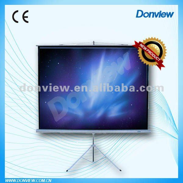 Donview newest design transparent rear screen projection