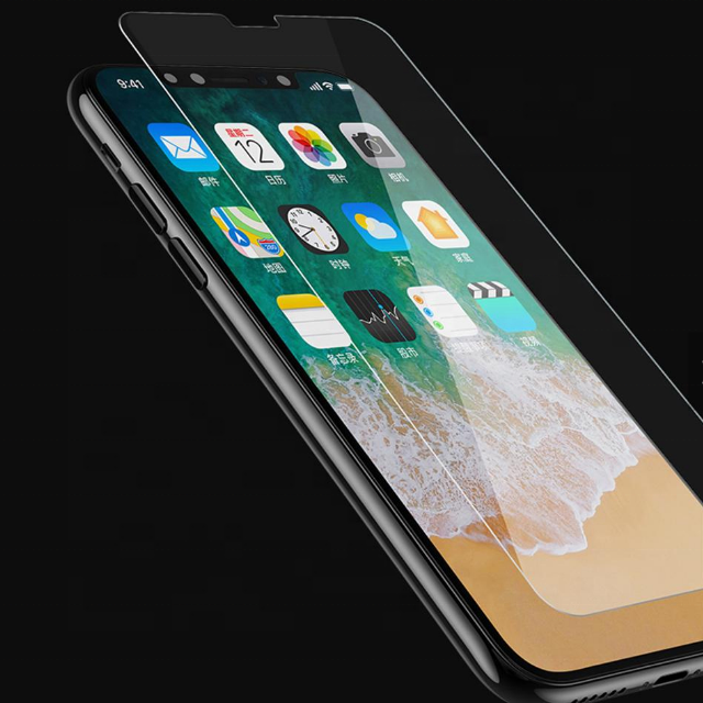 Anti Impronte Digitali Mobile in Vetro Temperato per Iphone 6 S 9 H 0.33 Millimetri