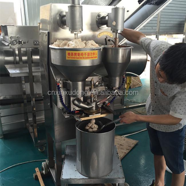 meatball machine meatball fishball maker
