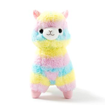 17cm Alpaca Vicugna Pacos Plush Toy Japanese Soft Plush Alpacasso ...