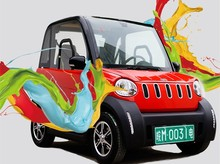 electric car without driving licence Smart electric mini car hot sell in china and international