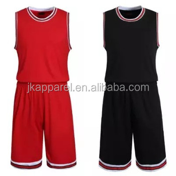 buy online 4f643 f97c9 Custom Top Quality Sublimation Red And Black Basketball Jersey Polyester  Jordan #23 Shirt For Men - Buy Basketball Jersey,Custom Basketball ...