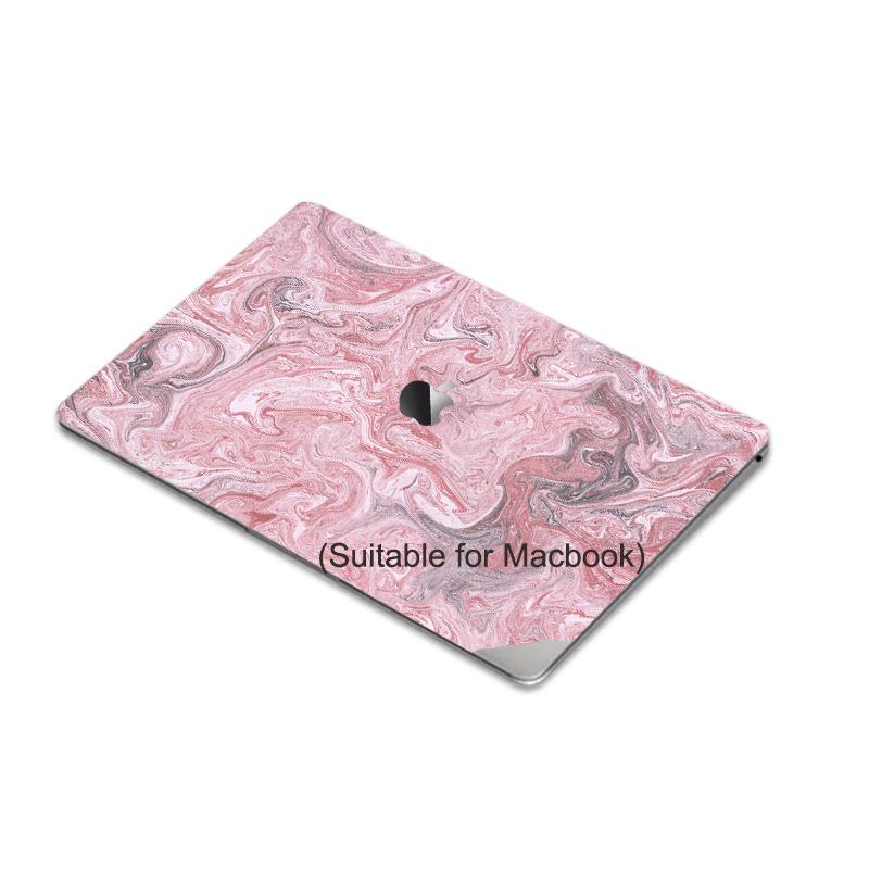 Harga Grosir Laptop Skin 15.6 Laptop Baku Belakang Stiker untuk Macbook 12 Inch 2015-2017 Kulit Stiker