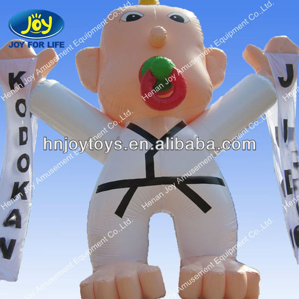 2013 Giant Inflatable Cartoon Character for Promotion/ Anne