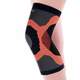 Knitted Orthopedic Knee Support Elastic Volleyball Knee Brace Support