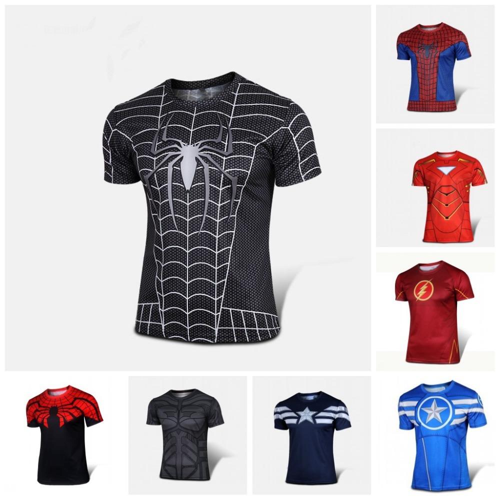 Youth Superhero Compression Shirts – My Educational Partners