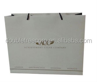 Coated Duplex board white Back for Gift bag