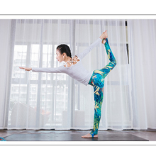 2018 Wholesale Private Label Custom Print Sexy Women Fitness Fashion Yoga Pants