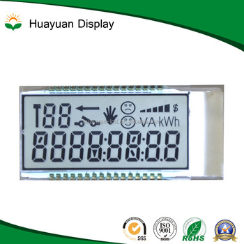 custom lcd room thermostat