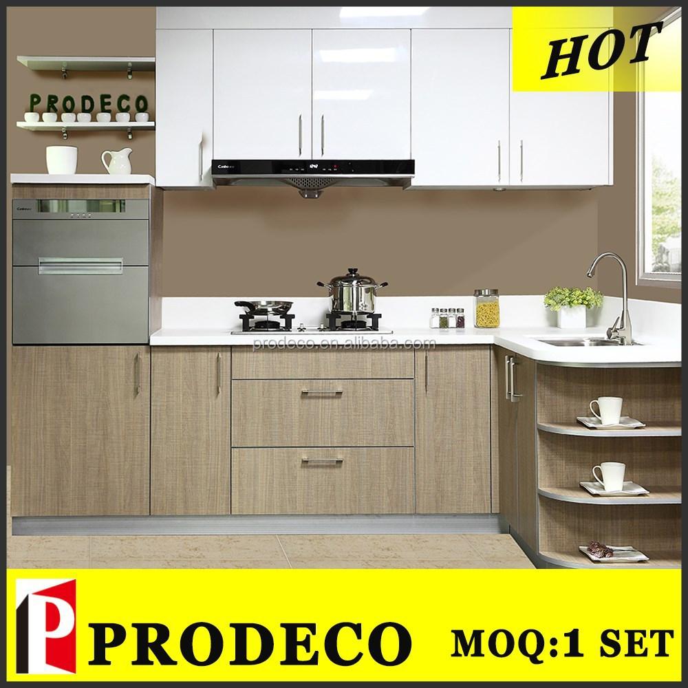 diseño italiano comercial proyectos modular melamina mueble cocina