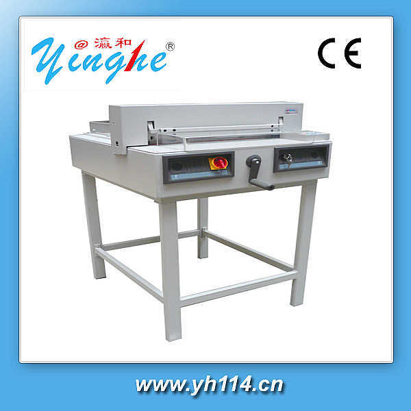 made in China automatic machine factory electric heavy duty paper cutter