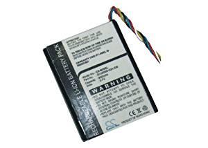 Battery2go Li-ion BATTERY Pack Fits BlueMedia Jucon GPS-3741, Lenco Nav 400