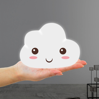 High Quality Bedroom LED Kids Baby Nursery Cloud Night Light