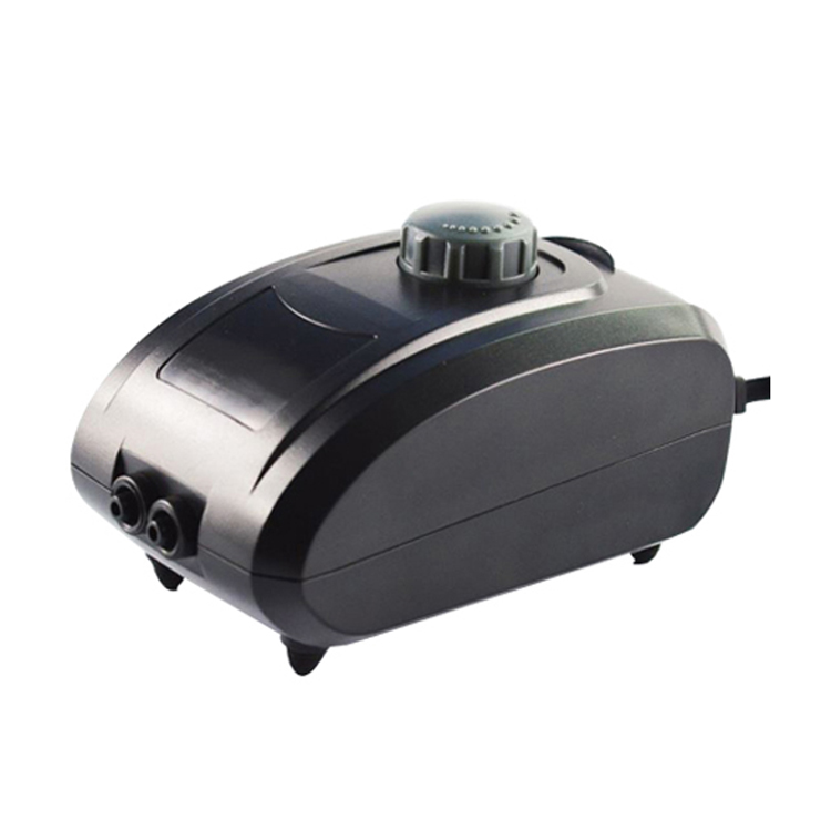 4 w Mini Ultra Stille Hydrocultuur Aquarium Luchtpomp Fish Tank Met UK Plug