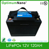 Deep Cycle Lithium Iron Phosphate 12V 120Ah Battery