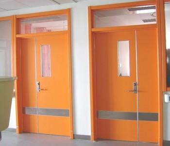 Porte De Salle Blanche Avec Charnière,Porte Étanche Pour  Laboratoire,Chambre Patient Salle Porte - Buy Acier Inoxydable De Porte  Coulissante De ...