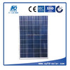 Polycrystalline solar panel for home use 100w