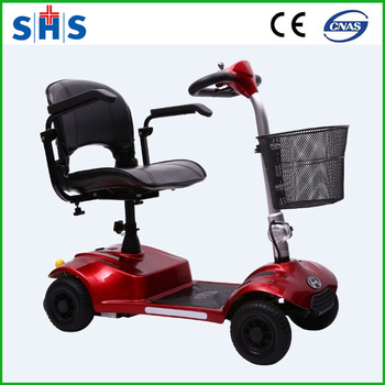 Sh 146 electric scooter for the elderly buy electric for Motorized scooters for the elderly
