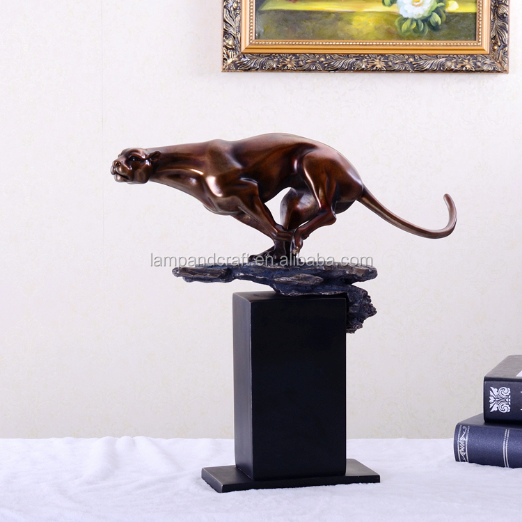 GOOD Animals Antique Home Decor Items For Hall With Bronze