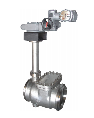 Butterfly Valve for Cryogenic Service Triple Offsets