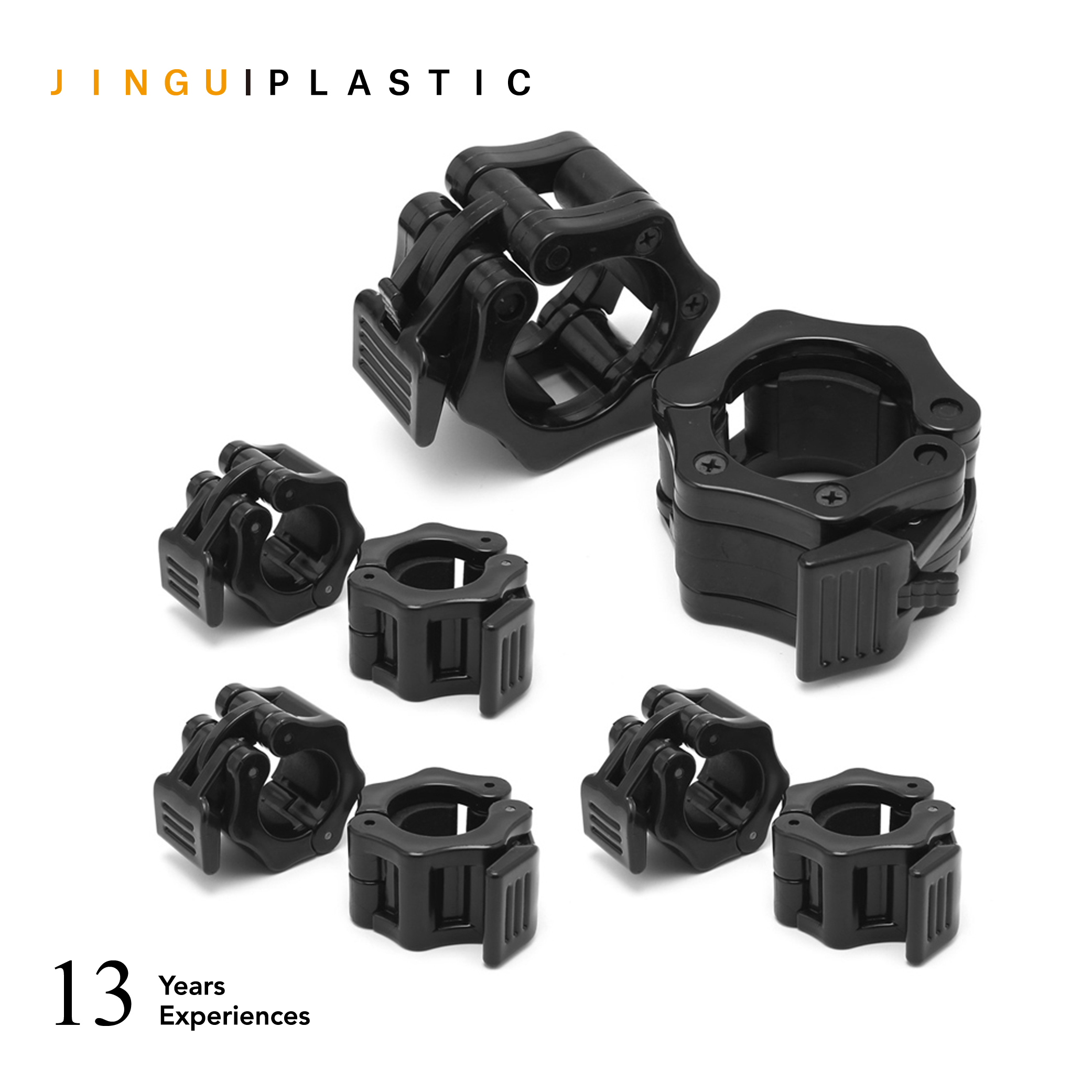 Dumbbell Barbell Collar Clips Clamp Gym <strong>Weight</strong> Lifting Fitness Training 25mm/28mm/30mm/50mm