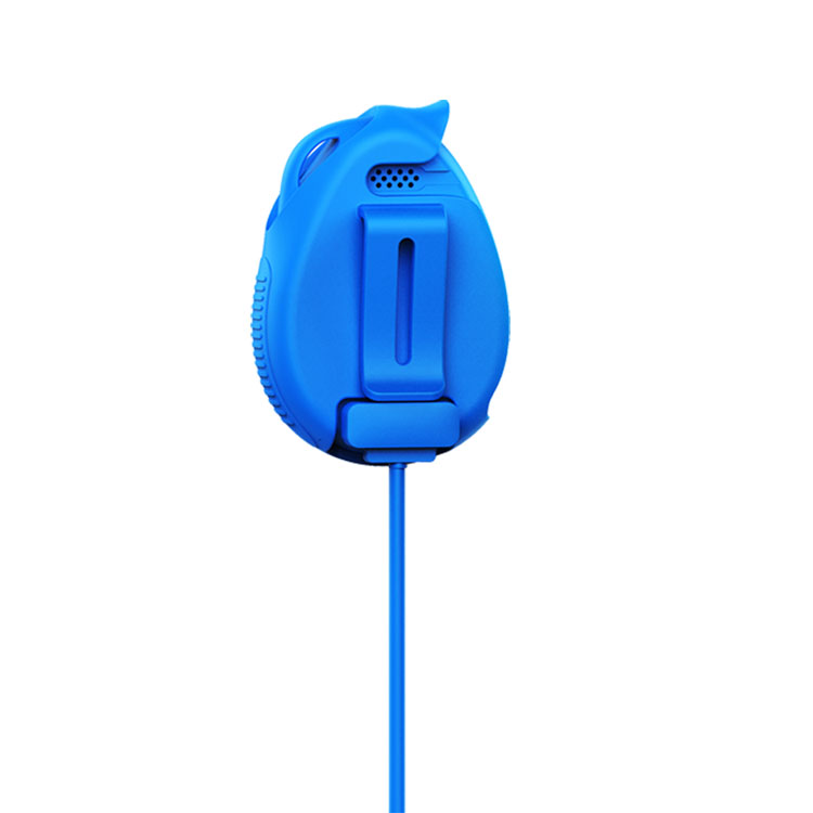 Built-in Motion Sensor Child Old People 4G LTE GPS Tracking System GPRS Tracker Bracelets