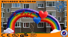 Popular Fashion Inflatable Wedding Archway