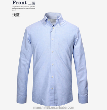 0372b00c Fábrica de prendas de vestir de niños camisas camisa casual al por mayor para  hombre al