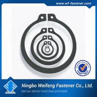 China washer manufacturers & Suppliers Internal Circlip DIN472 retaining snap ring black shaft rings