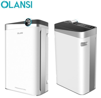 Hotelroomionizer air purifier OEM H13 HEPA filter Air purifier Big home air purifier humidifier with Wifi