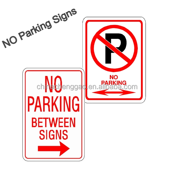 Road Traffic Metal Signs,Packing/no Parking Sign Board,Arrow Sign ...