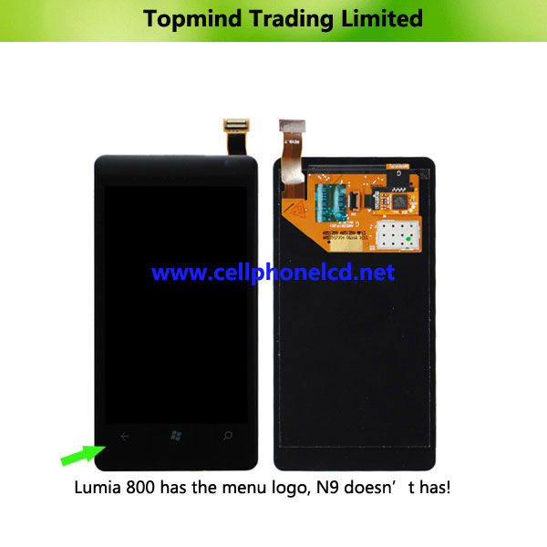 Replacement LCD Screen for Nokia Lumia 800 Mobile Parts