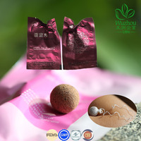 Womb Healing Herbal Tampons Clean Point Vaginal Detox Cleansing Pearls Original Tampon yoni vaginal steam
