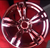 red blue green pink yellow fashion wheel rim, Alloy Wheels for sale, wheels for car made in china