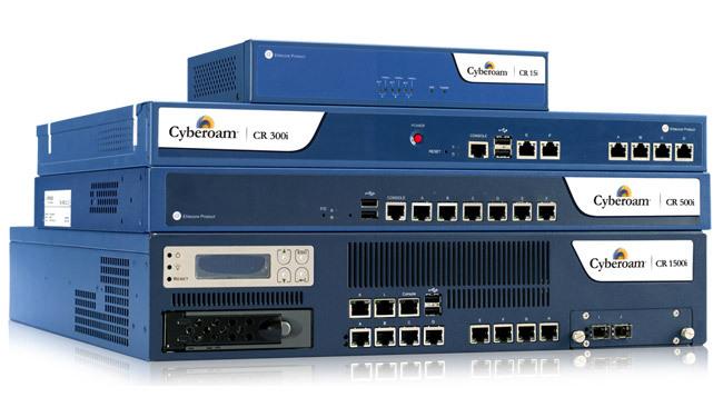 Cyberoam Hardware Firewall / Utm Appliance