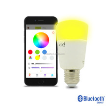 Wholesale High Quality rohs led lights support phone app promotion, Bluetooth Led Light Bulb, Bluetooth Led Bulb