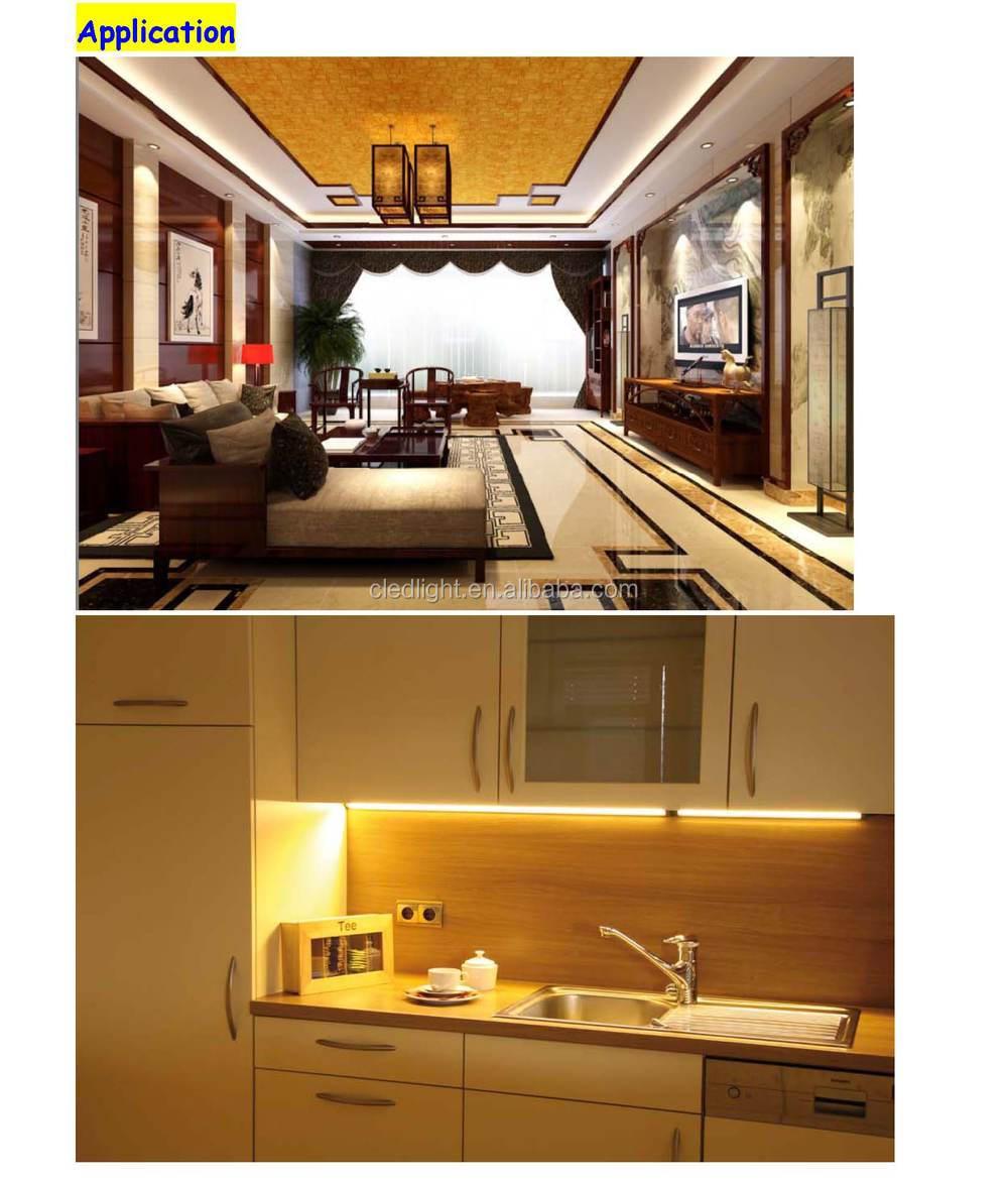 Regulable Bajo Iluminación Del Gabinete/cocina Led Iluminación Del ...