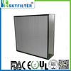 deep pleated filter box cleanroom hepa air filter