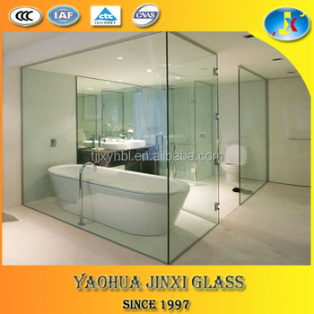 Safety Glass Toilet Partition Buy Glass Toilet PartitionGlass - Bathroom partition glass